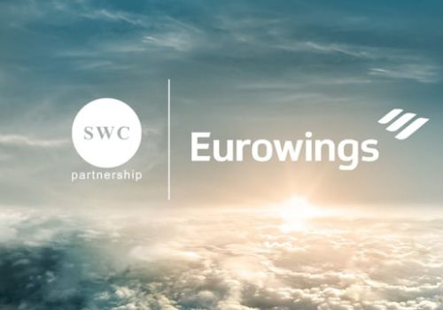 Eurowings London SlowMo Activation by SWC Partnership