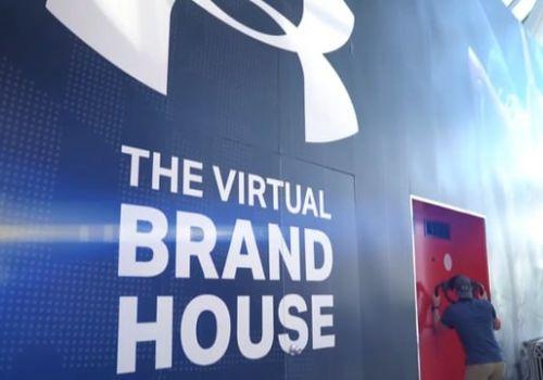 Under Armour Virtual Brand House