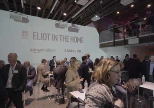 Legrand Eliot Launch