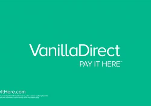 VanillaDirect Pay It Here