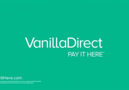 VanillaDirect Pay It Here