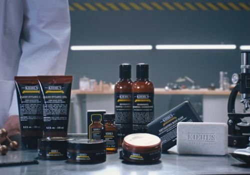 Kiehl's - Grooming Solution for Men: Test Drive Ext