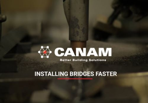 CANAM - Railway Gantry Crane - 2017 - ENGLISH