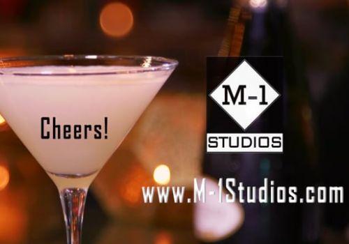M-1 Studios: Drinks Reel