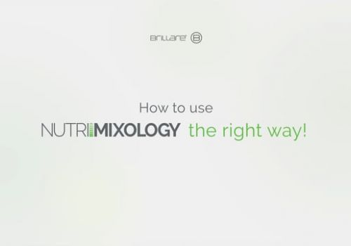 Brillare: How to use NutriMixology