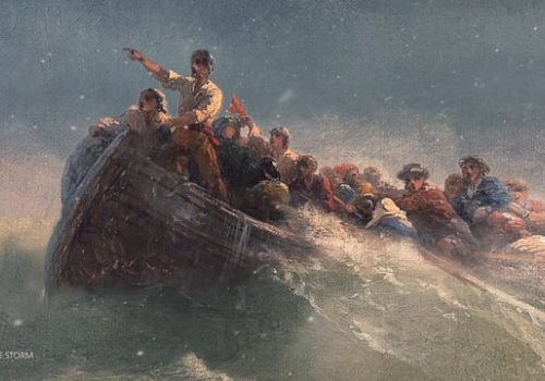 In Honor of Aivazovsky's 200th Anniversary