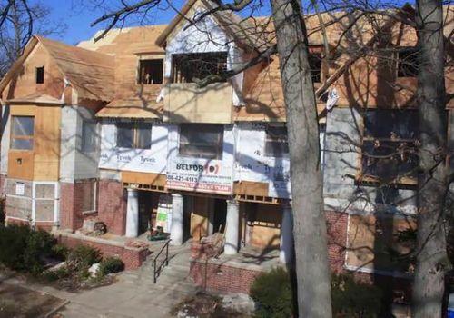 BELFOR USA - Delta Upsilon House - Extended Timelapse Example (HD)