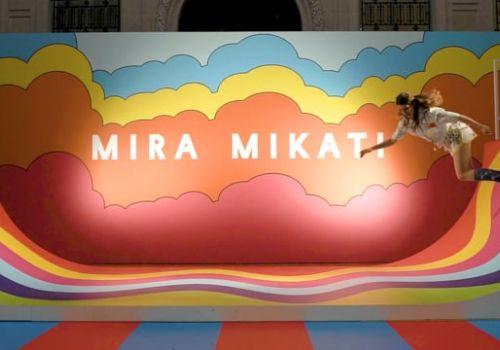 MIRA MIKATI Presentation SS18 Paris