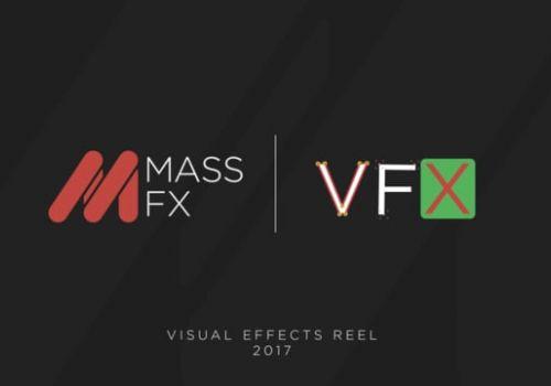 Mass FX VFX Reel