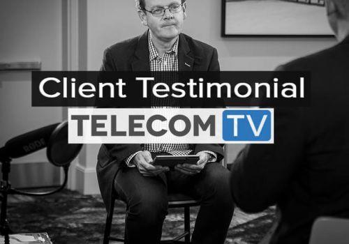 Guy Daniels (Director of Content) Telecom TV - Testimonial to VMP