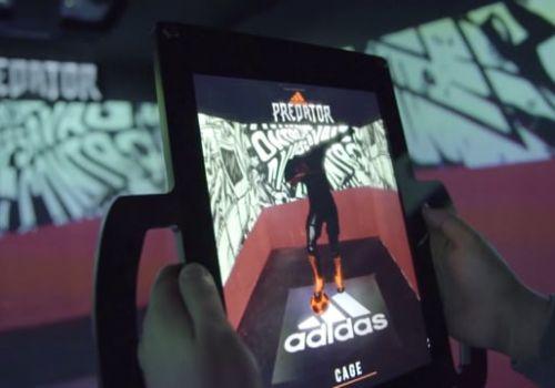 The adidas Predator Augmented Reality Experience