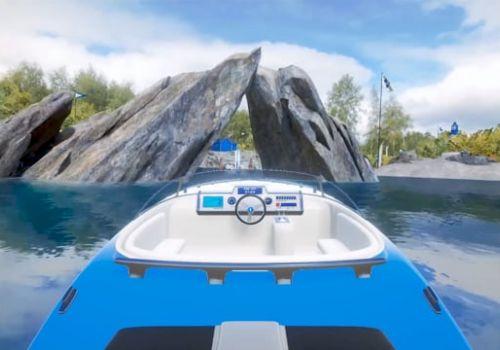 Progressive Lake Dash VR Experience
