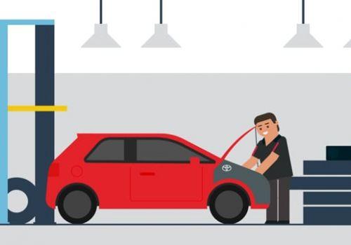 Toyota Animated Training Video (sample)