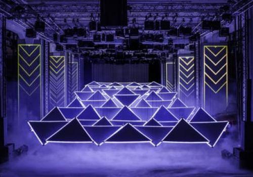 Lamborghini Urus | Kinetic Projection Show