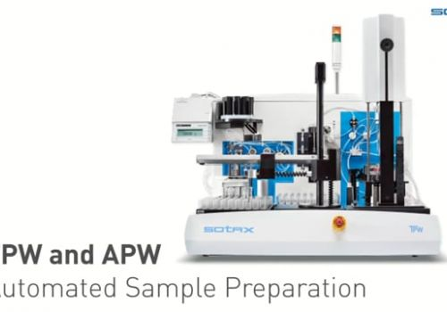 Sotax TPW and APW Automated Sample Preparation