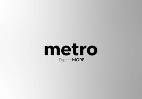 Metro - Expect More