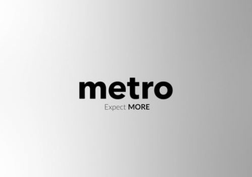 Metro - Expect More