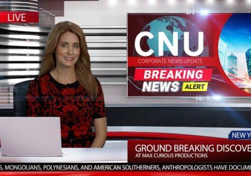 Company News Broadcast Service