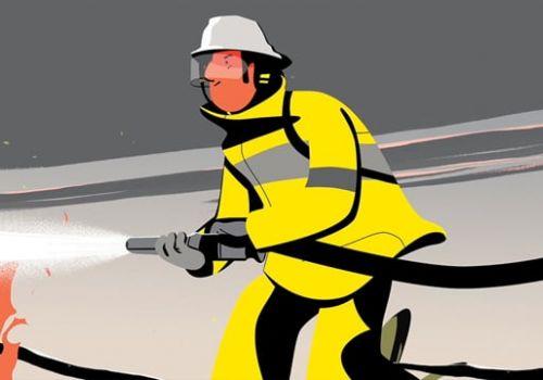 NSW RFS - Firefighter