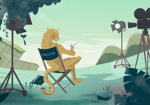 Nimbly the Cheetah - Animated Short