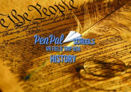 PenPal Schools VR Field Trip USA - History