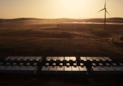 Floodlight Renewable Energy Reel