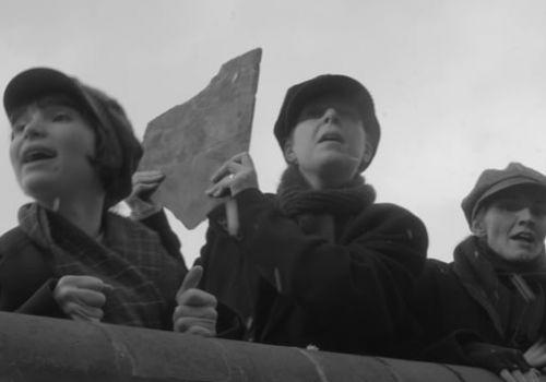 "Birmingham Suffragettes - ""Deeds not Words"""