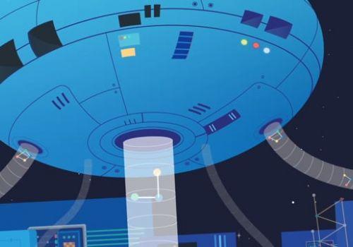 Crunchbase Marketplace 2D/3D Explainer Video