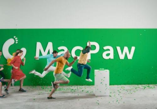 Anniversary Mac Paw 10 years