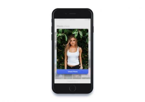 Photo Check Application Concept