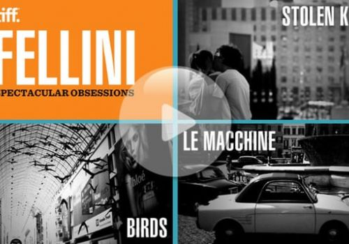 Fellini: Spectacular Obsessions