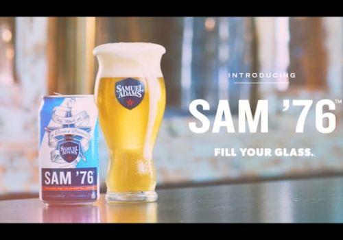 Sam Adams 25 Second Spot