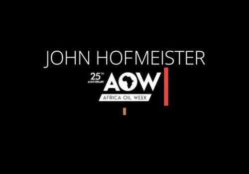 Africa Oil Week - John Hofmeister (ex-CEO of Shell Oil)