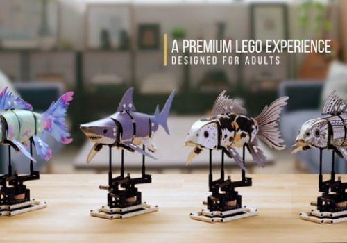 IGG - LEGO Forma // Crowdfunding 30s