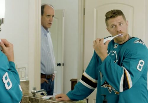 SJ Sharks - Not Much Fun at Your House - Spot 1