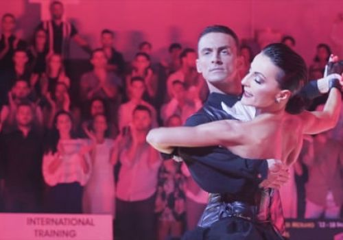 Benedetto and Claudia - Retirement show 2018