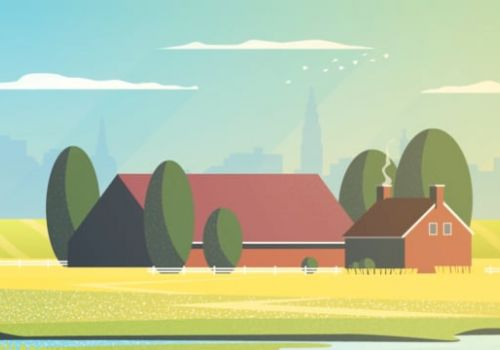 Shrinking region in the Netherlands