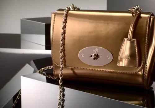 Mulberry Christmas Collection - Gold