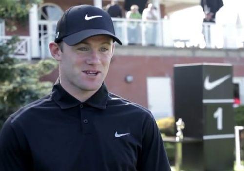Rooney & McIlory Behind The Scenes - Nike Golf Korea