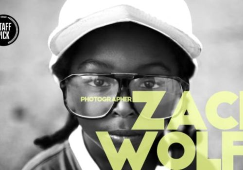 Adobe Create – Hip-Hop Photographer Zach Wolfe