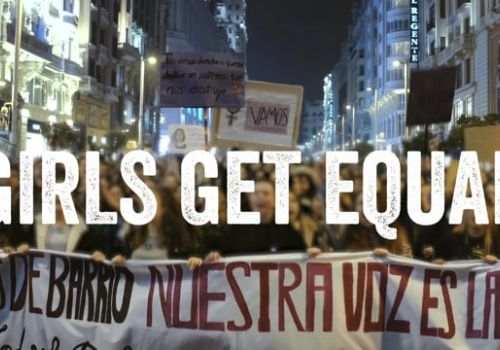 Plan International - Girls Get Equal | Mr. President