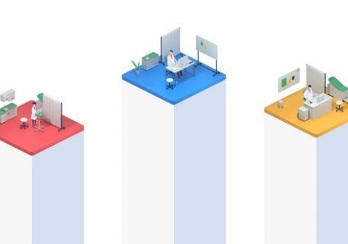 PatientPop - Explainer Video (3D&2D)