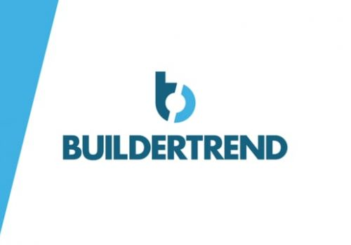 BUILDERTREND logo animation