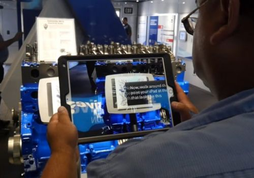 Chevron AR 'Bumper-to-Bumper' App