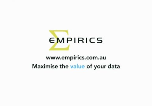 Empirics Overview