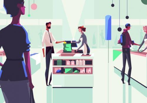 Sensei - the future of retail | BluBlu Studios