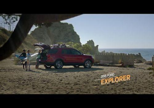 Ford CA Smart Explorer