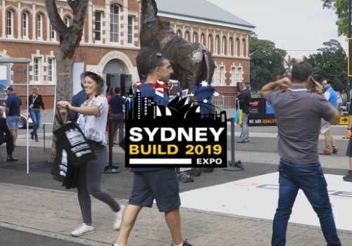 Sydney Build Expo 2019 4k