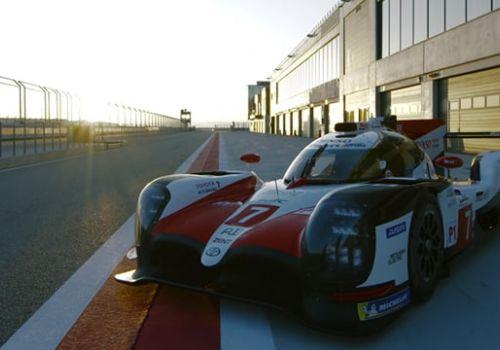 Toyota Motorsport - Fernando Alonso