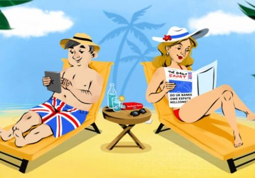 Expat PPI - Painted Style - Animated Social Media Ad by Pat Animation